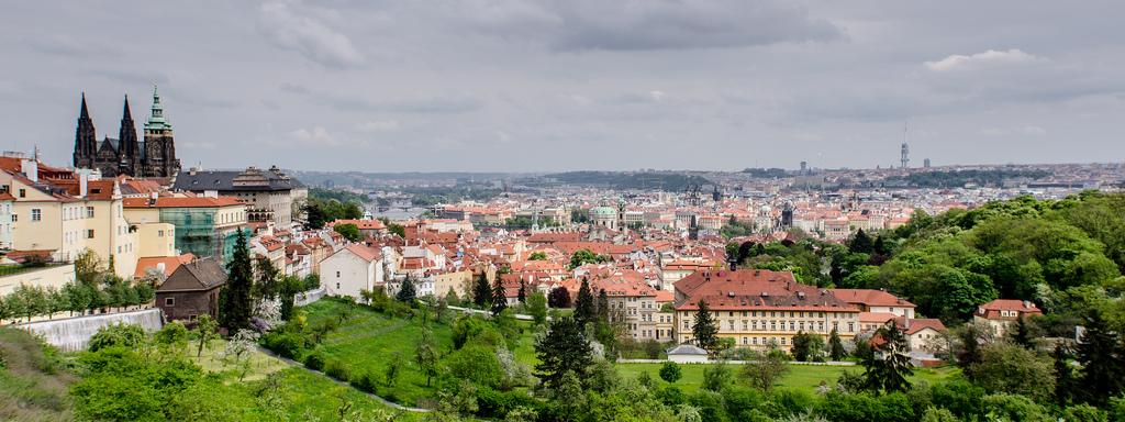 Praha fotografia