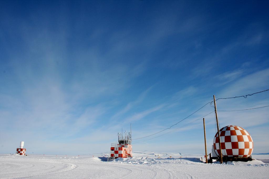 antarctica fotografia
