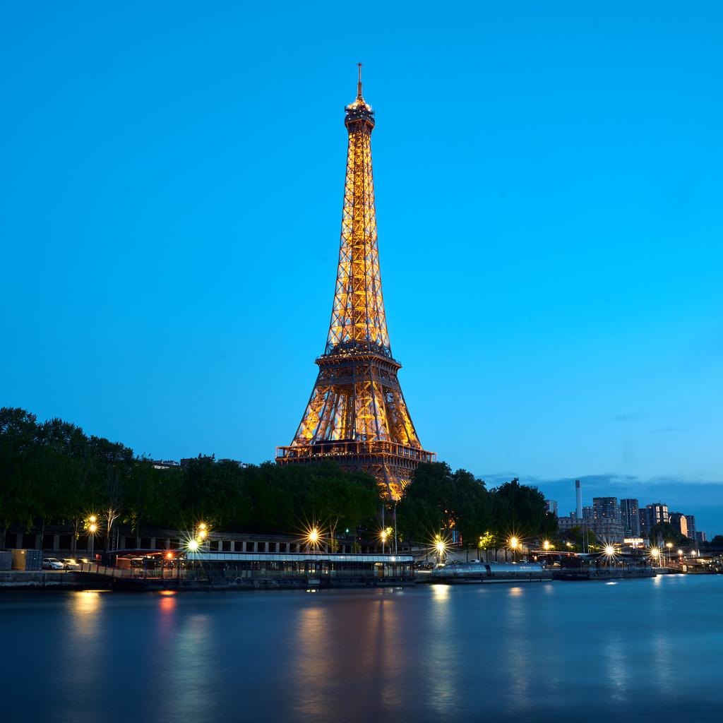 paris Champs-Élysées fotografia