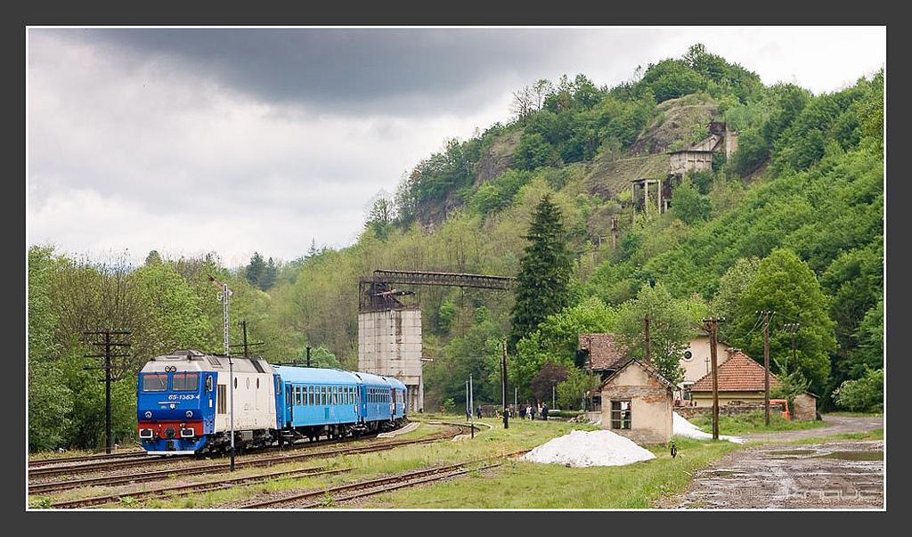 romania railway fotografia