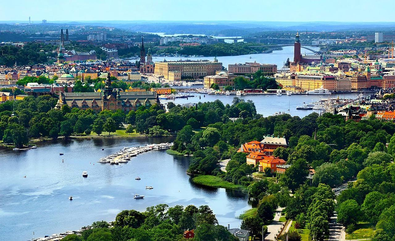 stockholm fotografia