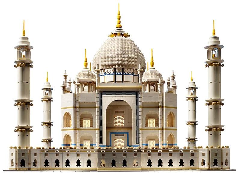 Taj Mahal z lega
