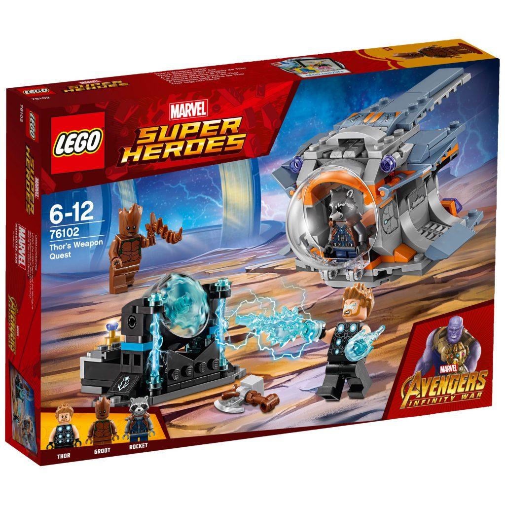 LEGO Marvel (Avengers)