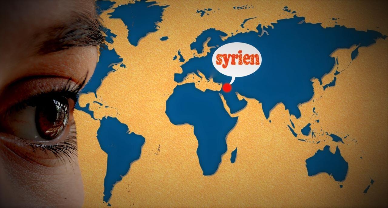 syria fotografia