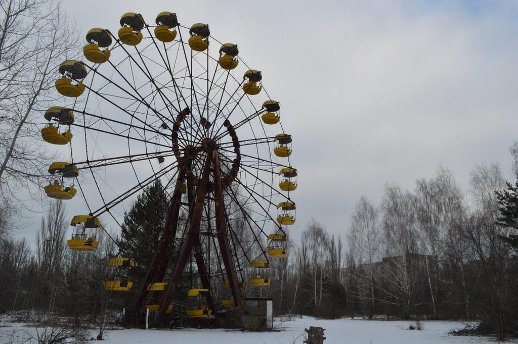 chernobyl fotografia