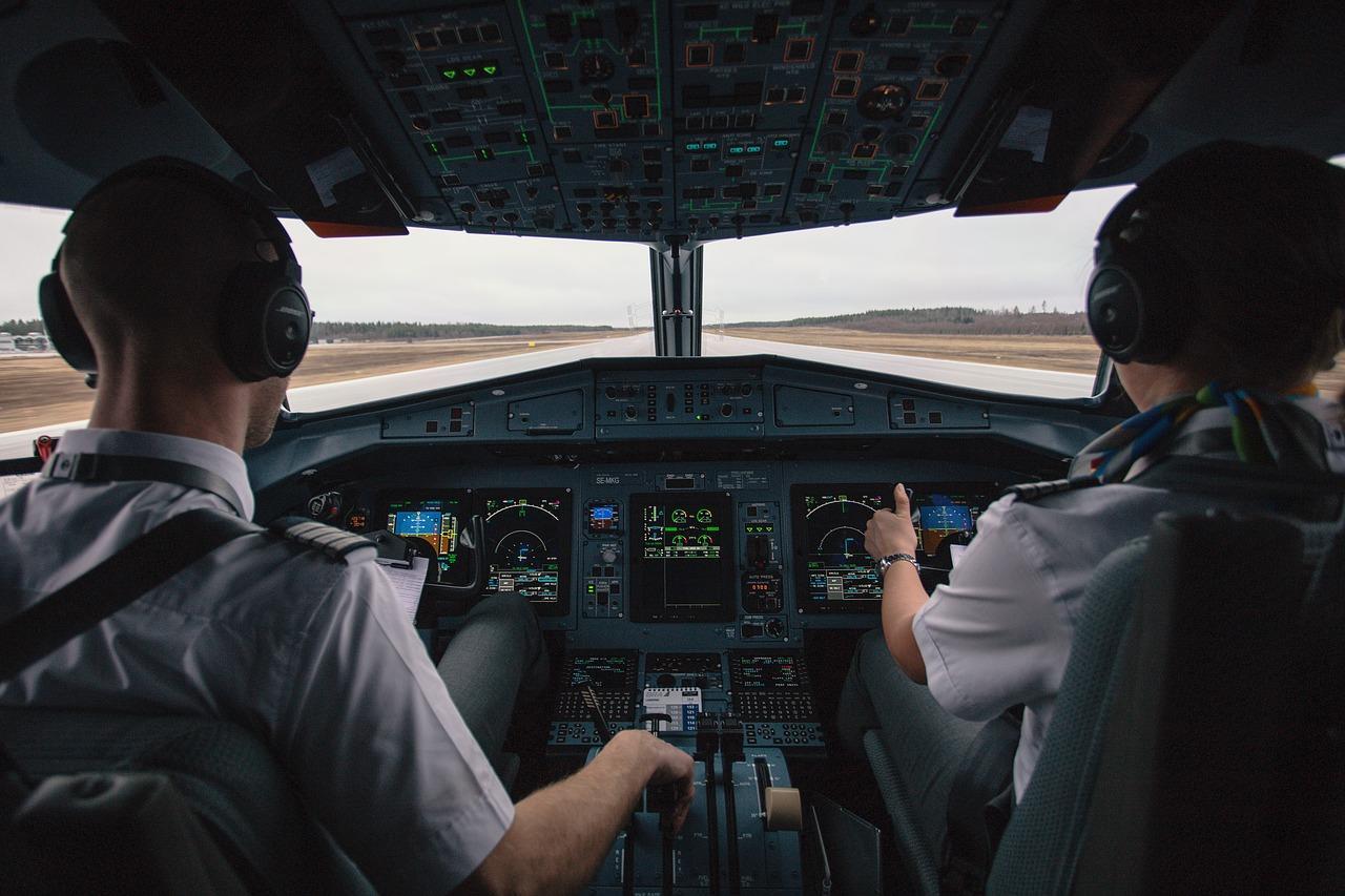 pilots fotografia
