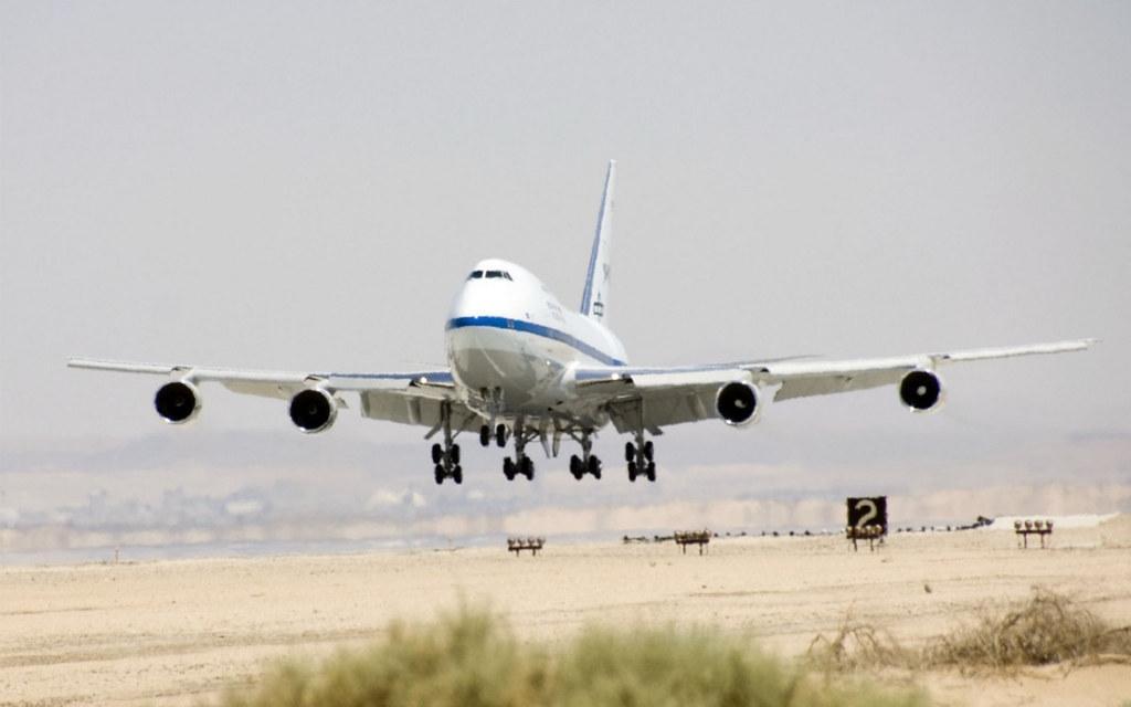 take off by plane fotografia