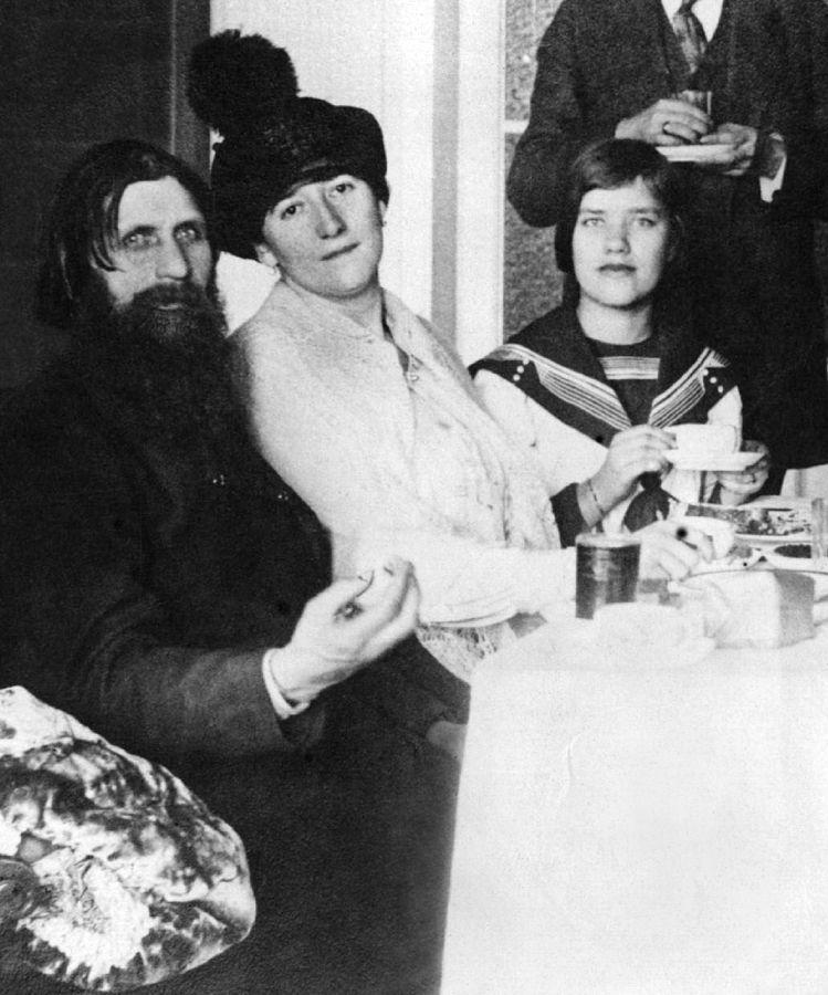 Rasputin dcera