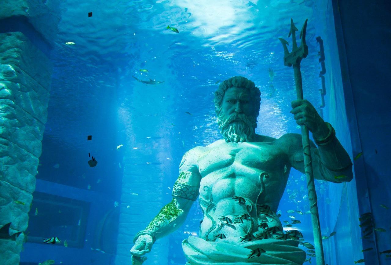 deep ocean fotografia