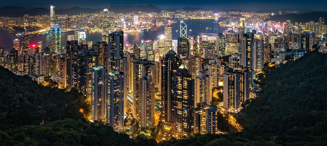 hong kong fotografia