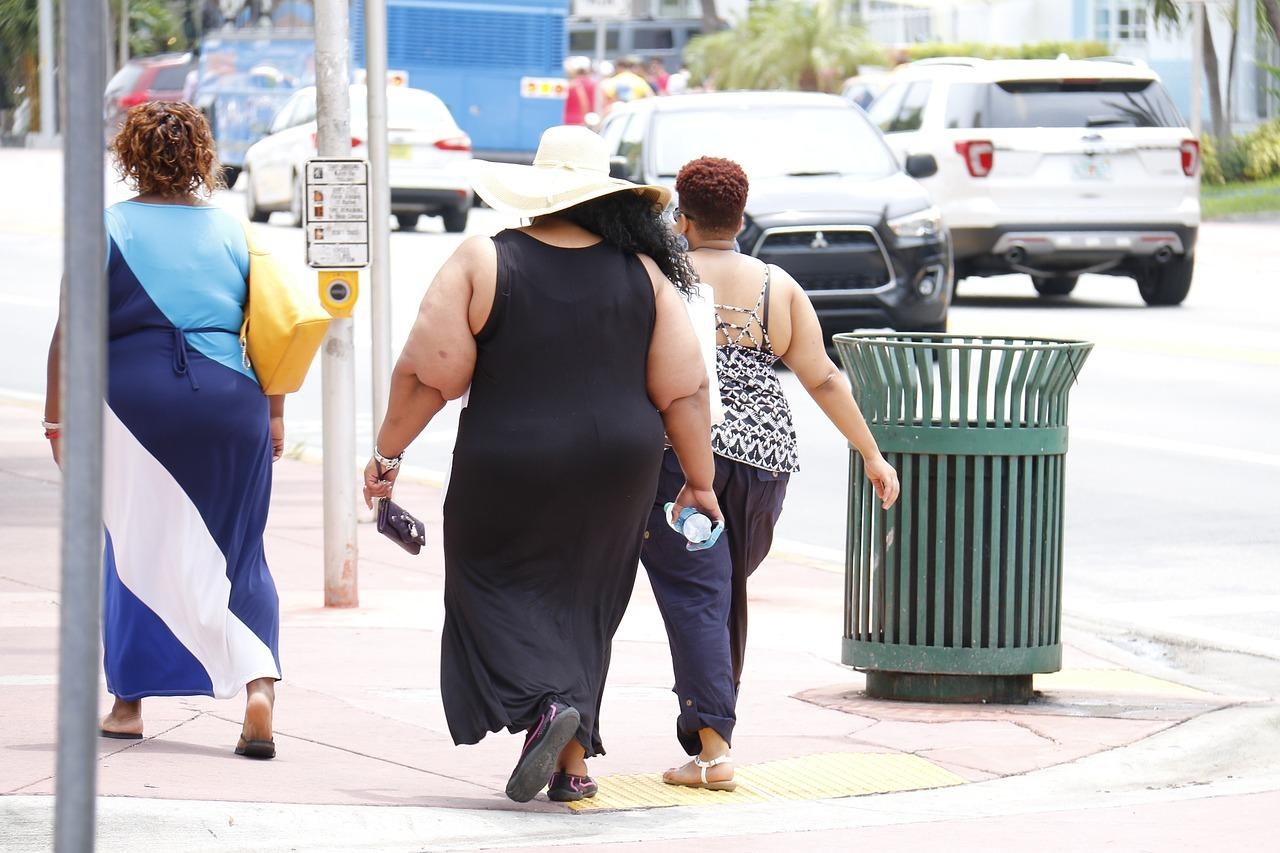 obese people fotografia