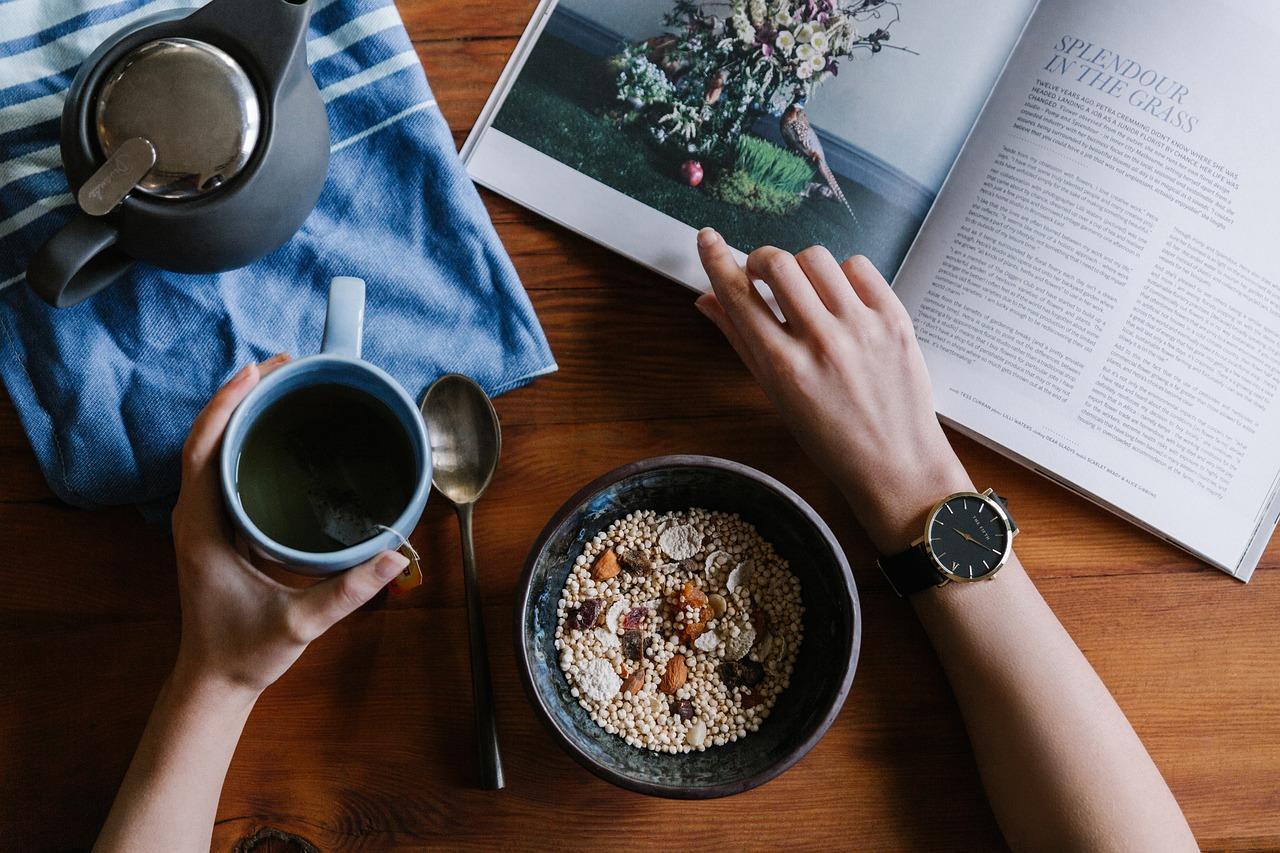 cereals fotografia