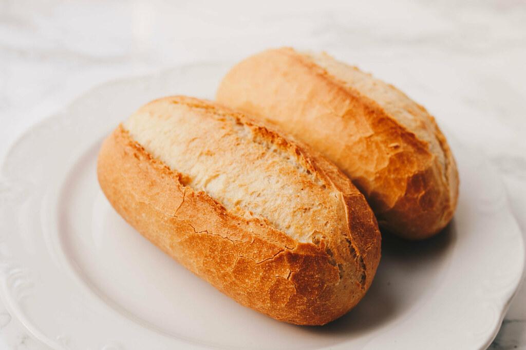 white bread fotografia