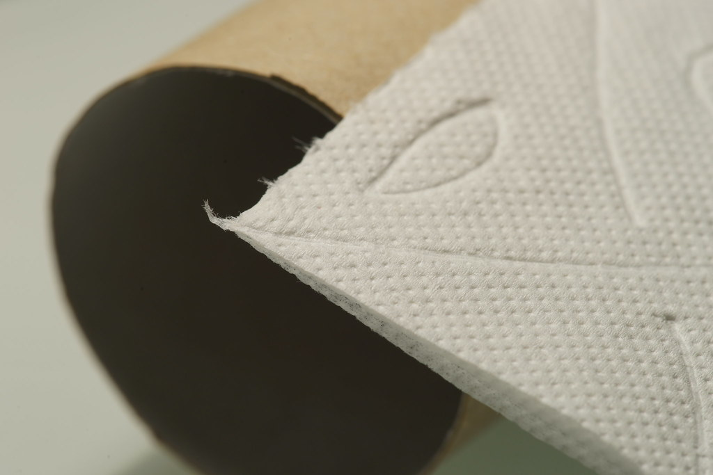 toilet paper fotografia