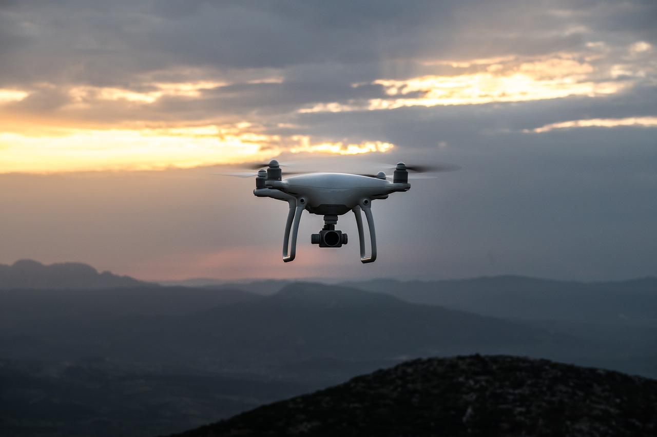 drones fotografia