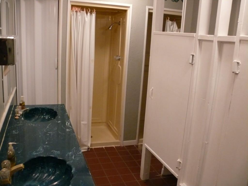 public bathrooms fotografia